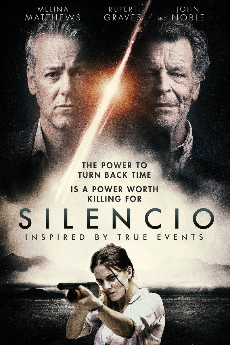 silencio film poster