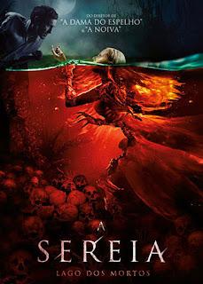 A Sereia: Lago dos Mortos - HDRip Dublado
