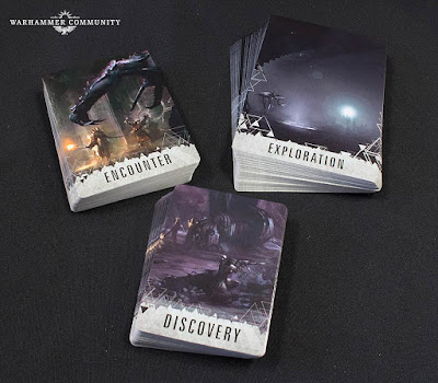 Cartas de Blackstone Fortress