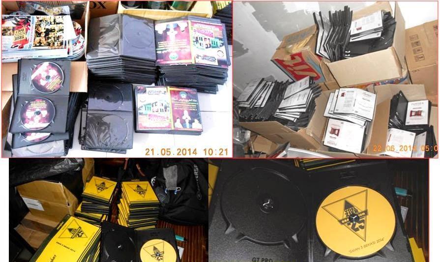 Cetak Dvd di DKI Jakarta Kota Jakarta Timur Jatinegara Cipinang Cempedak