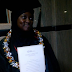 23-year old Nigerian lady emerges best graduating student in India