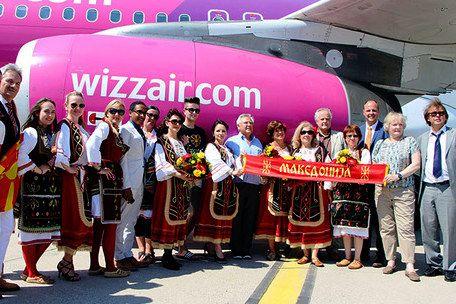 Wizz Air baut Basis in Skopje aus - plus 3 neue Reiseziele
