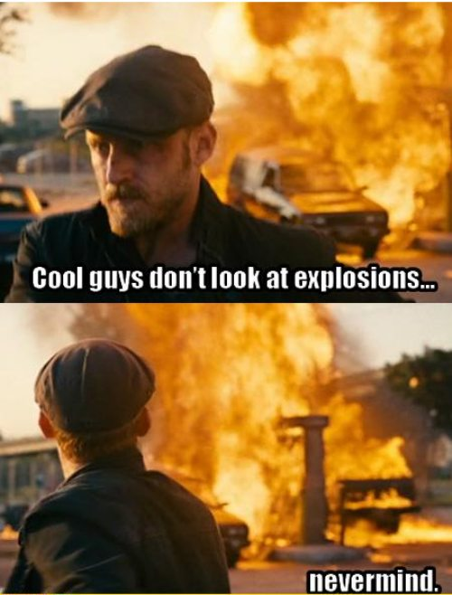 Cool Guys Don't Look At Explosions - Nevermind - Funpicc