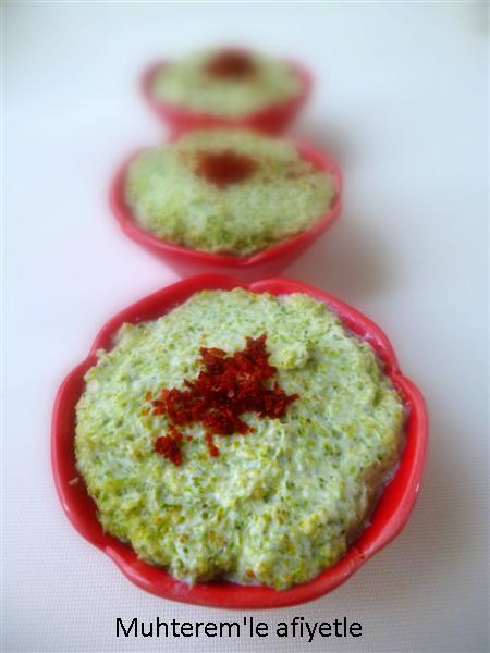 broccoli butter