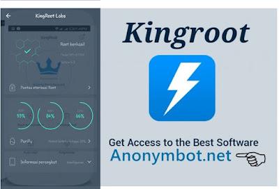 Cara Root HP Android Dengan King Root