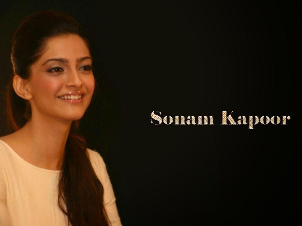 Sonam Kapoor Wallpapers: Sonam Kapoor Latest HD Wallpapers 2014