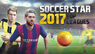Soccer Star 2017 Top Leagues Apk v0.3.7 Mod Unlimited Money Terbaru Work