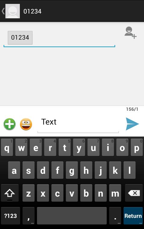 Sms Von Zahl Mobil