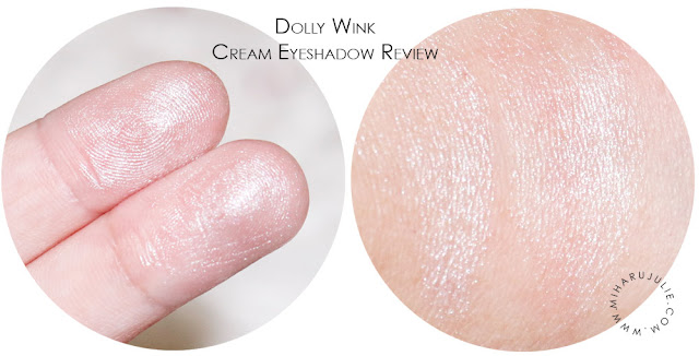 Dolly Wink Cream Eyeshadow 02 Pearl