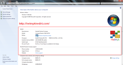 Menambahkan OEM Logo pada Windows3