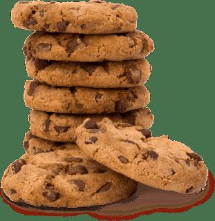 Cookies de Chocolate Simples