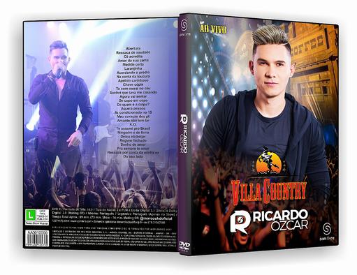 DVD – Ricardo Ozcar 2018 – ISO