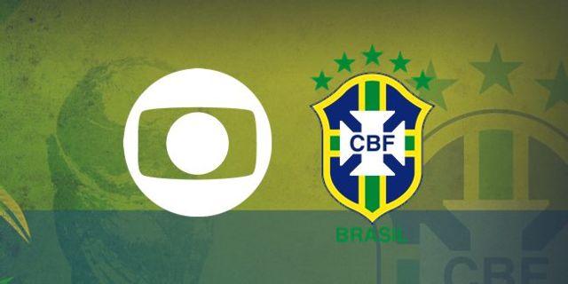 Resultado de imagem para fotos da transmissão do jogo do brasil na globo