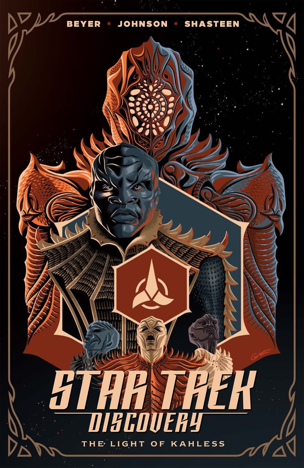 The Trek Collective: Big Finish audiobooks, and other Star