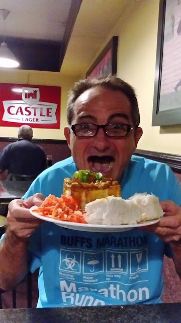 Hollywoodbets Bunny Chow - Durban - Curry - Argyle