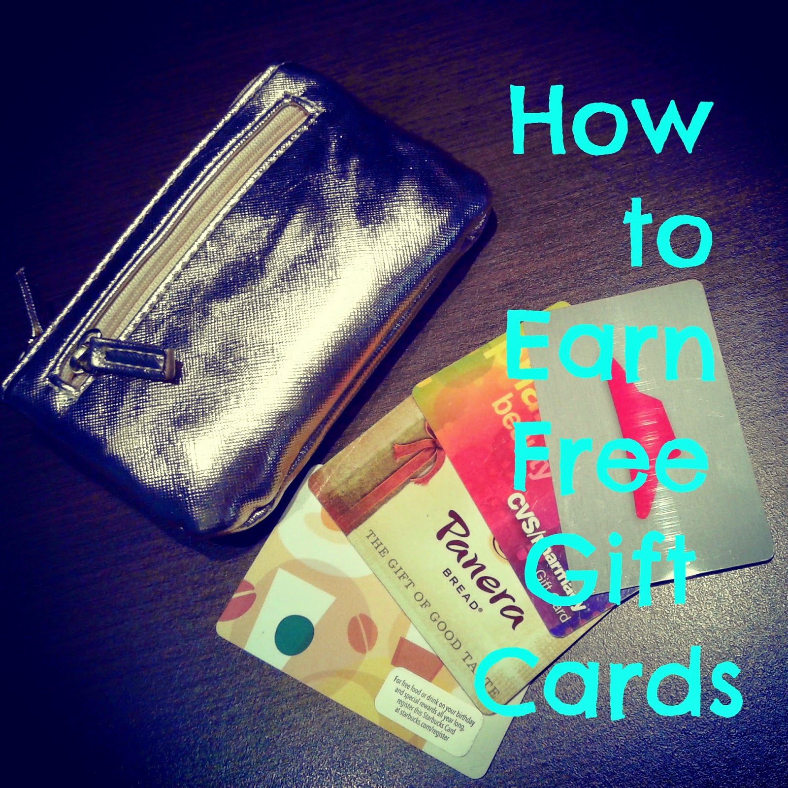 Grace Makes New: 5 Ways To Earn Free Gift Cards