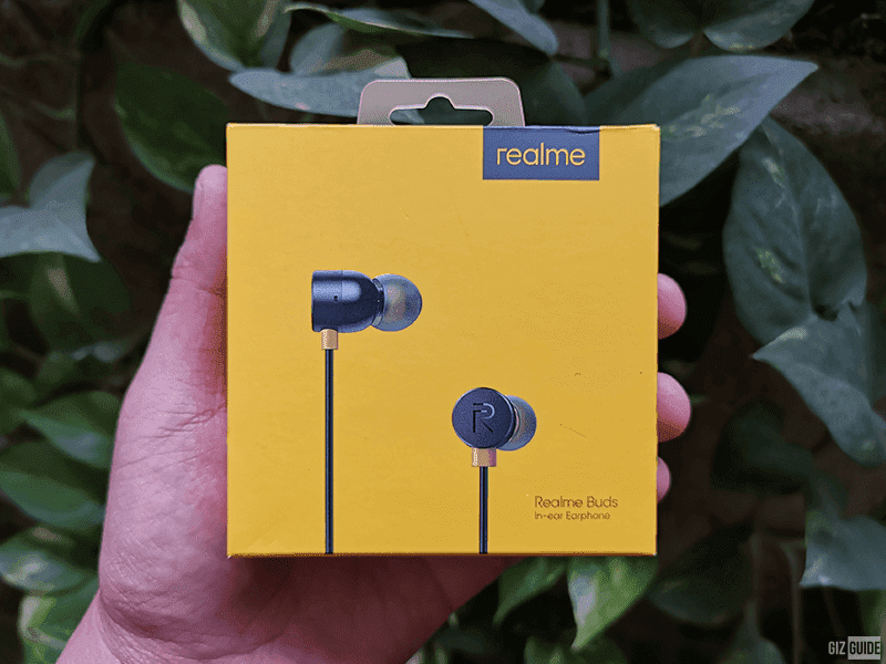 Realme Buds goes official at Shopee Philippines for PHP 399!