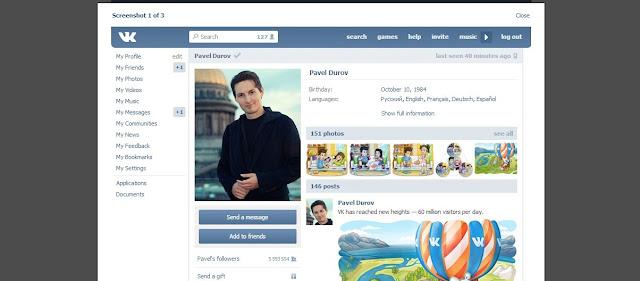Deutsche flüchten zu VK.com: Verfassungsschutz beobachtet jetzt den russischen Facebook-Klon