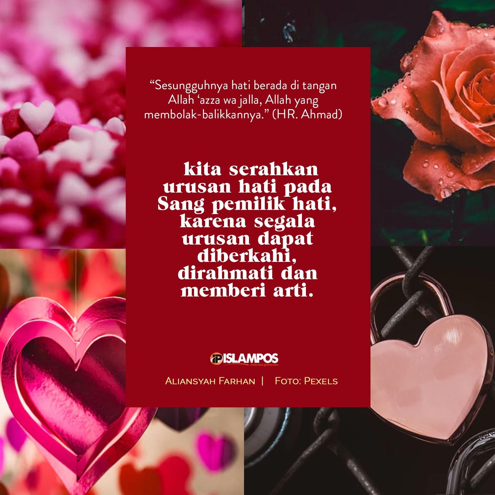 kata bijak tentang cinta islami
