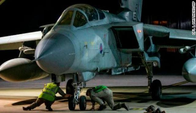 UK Tornado Fighters