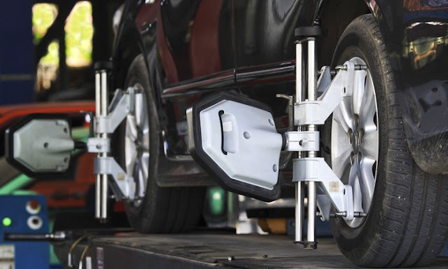 Check Your Alignment and Suspension for National Car Care Month