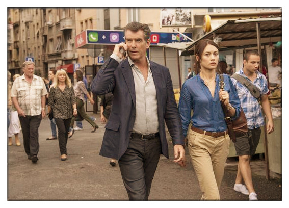 Sinopsis Film The November Man 2014 (Pierce Brosnan)