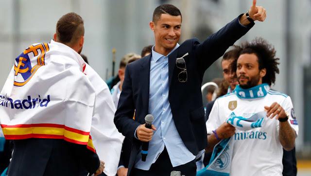 CR7 veut un cadre du Real Madrid avec lui à la Juventus