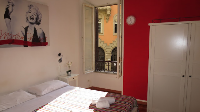 Villa Borghese Guest House double room