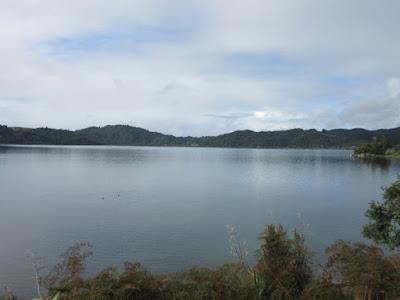 Lago Rotoiti, Nueva Zelanda