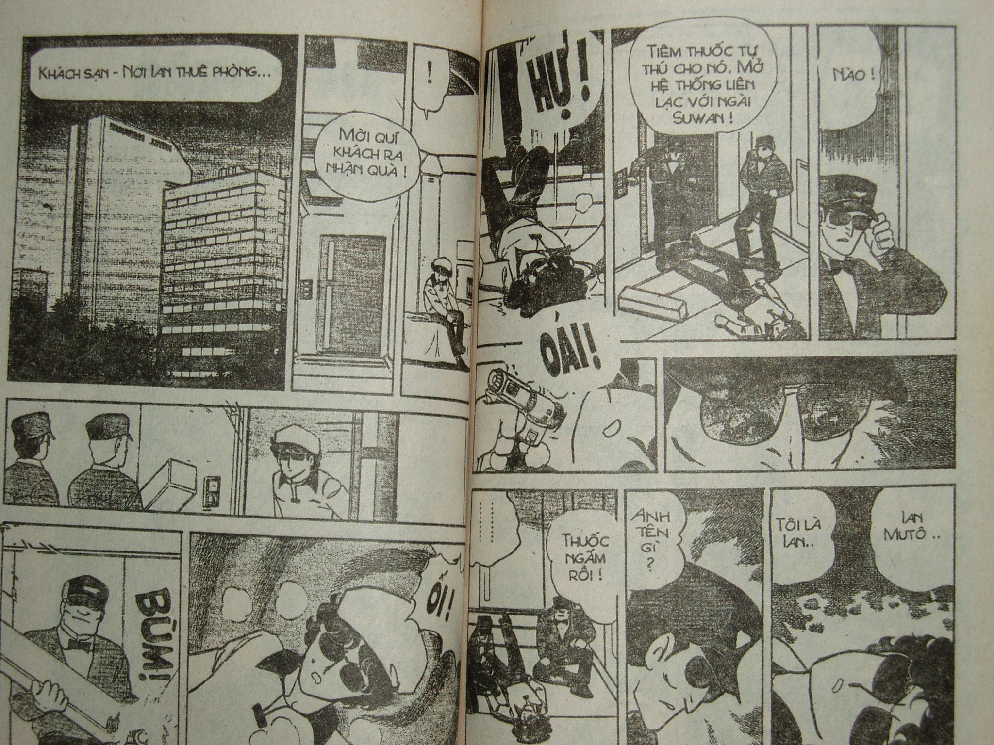 Siêu nhân Locke vol 14 trang 51
