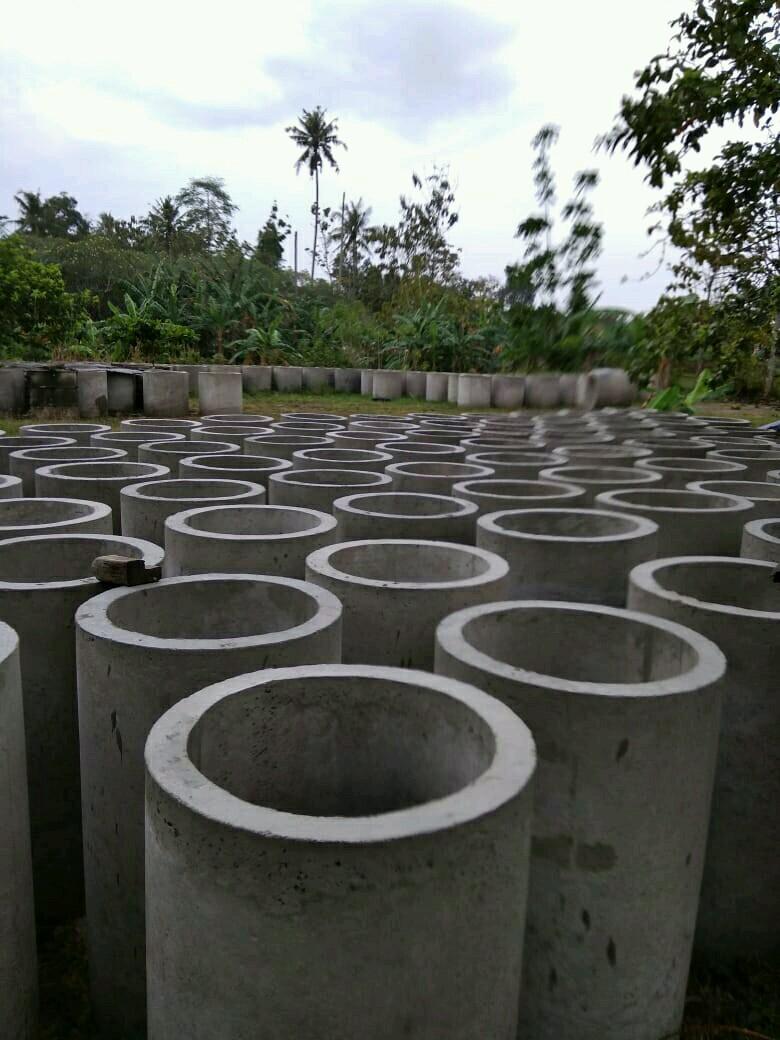 Buis Beton - Gorong Gorong diameter 30cm 80cm Lampung Partai besar - Paving Block Lampung