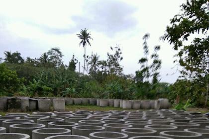 Buis Beton - Gorong Gorong diameter 30cm 80cm Lampung Partai besar