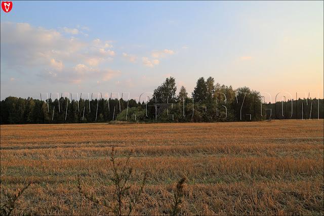 Цыгань. Одинокий заброшенный хуторок