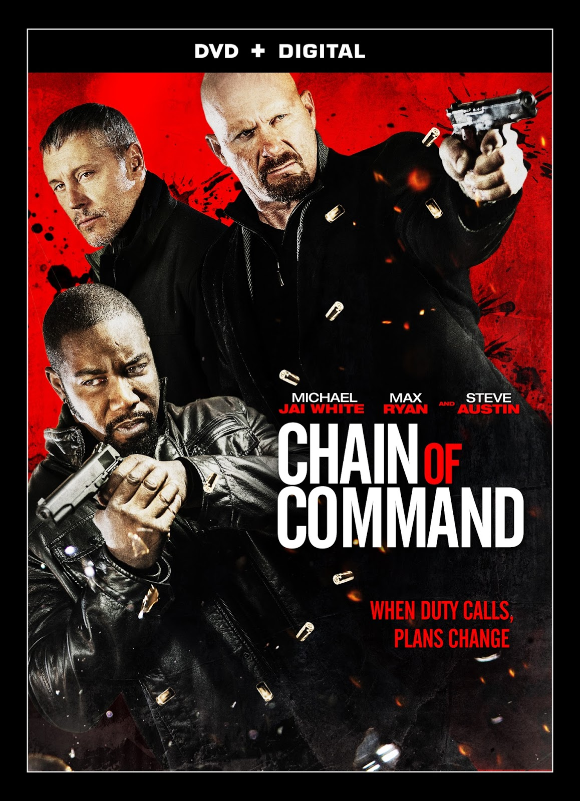 Chain of Command 2015 - Full (HD)