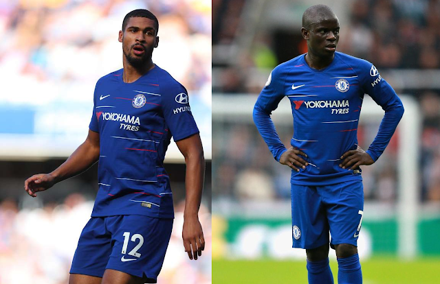 e3855afa0 In today s Chelsea Vlog I want to focus on Ruben Loftus-Cheek and N Golo  Kante with their current roles at Chelsea. One has been advised to leave  Chelsea or ...