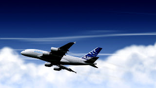 Airbus A380 HD Photo Desktop Wallpaper