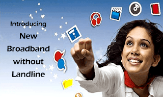 BSNL Broadband without Landline New Plans