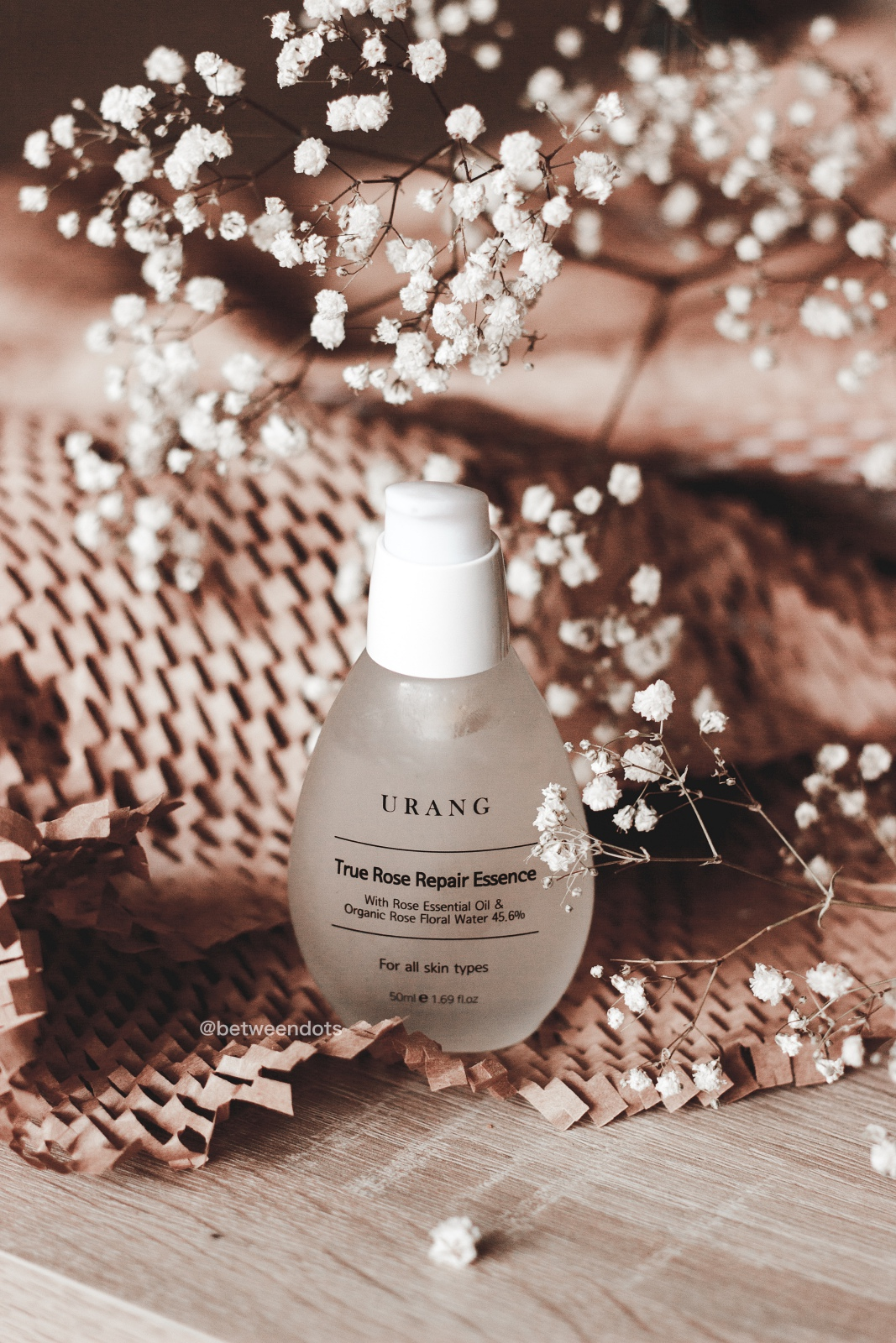 Urang True Rose Repair Essence