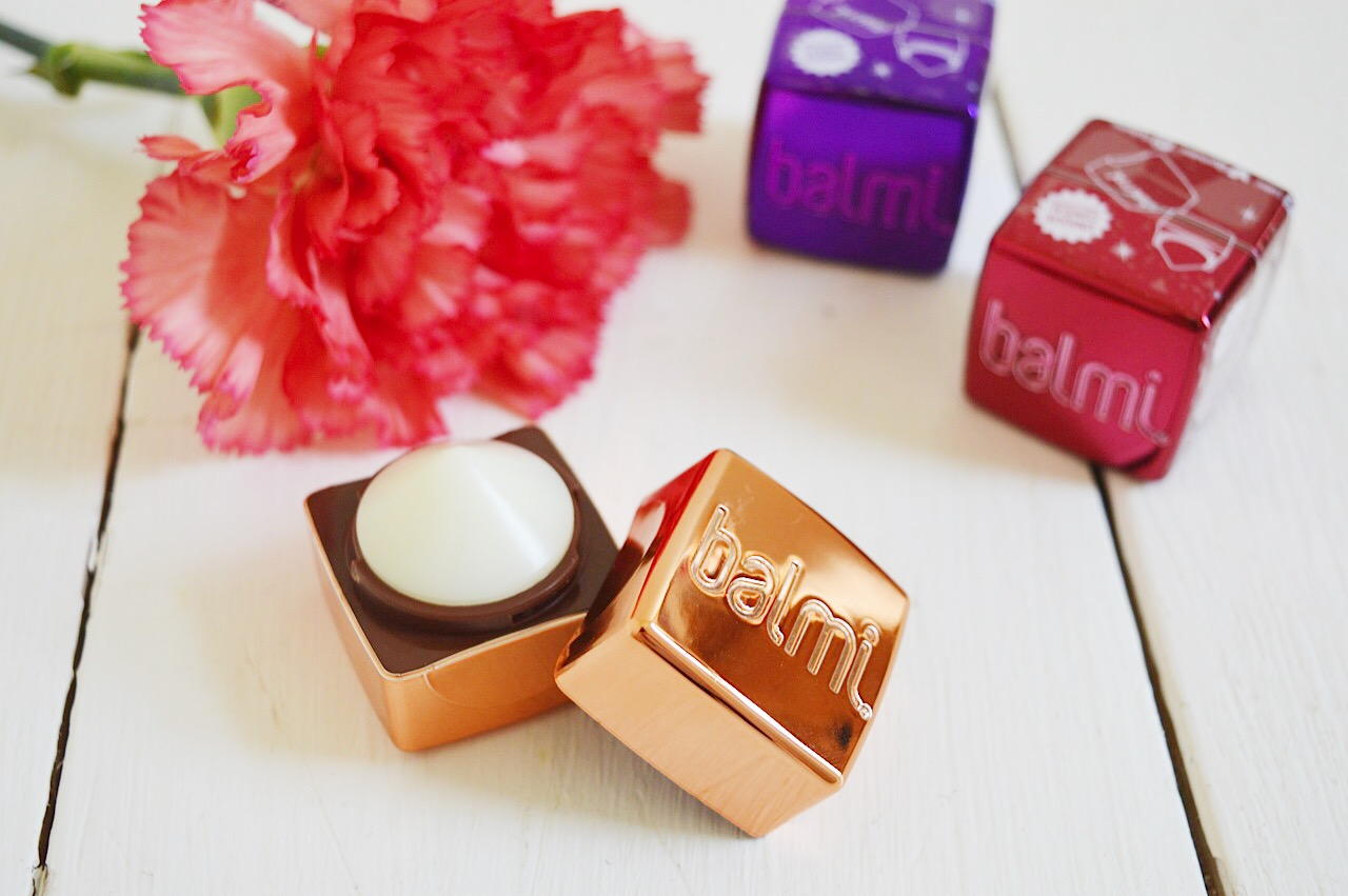Balmi lip balm review, beauty bloggers, UK beauty blog