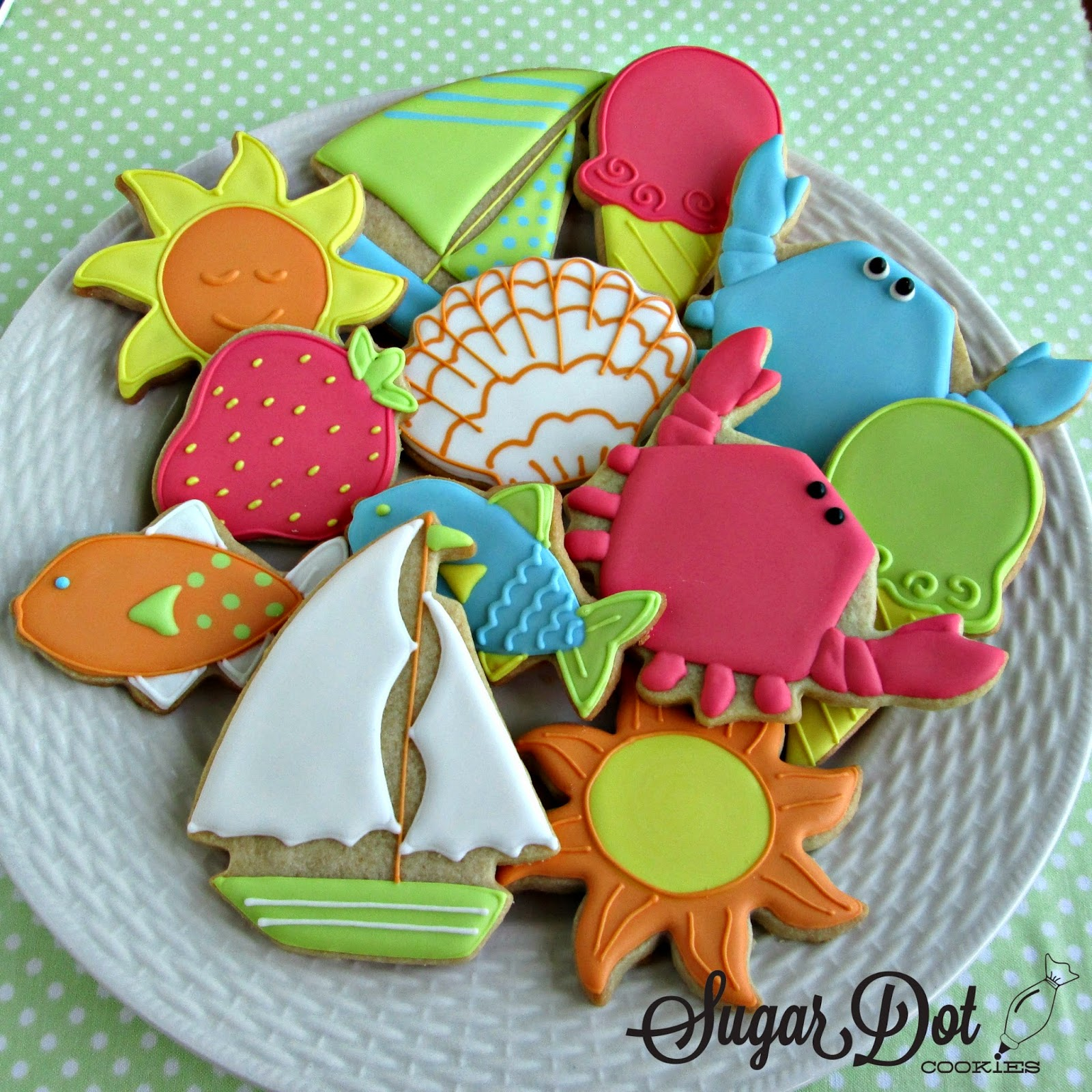 Royal Icing Cake Decorating Ideas