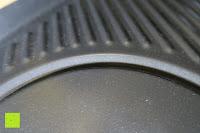 Platte: Andrew James – Traditioneller Raclette Grill für 8 Personen mit thermostatischer Hitzekontrolle – Inklusive 8 Raclette-Spachteln – 2 Jahre Garantie