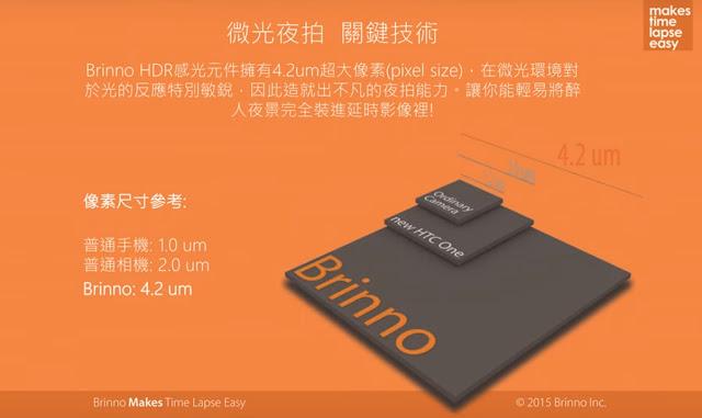Brinno TLC120 WiFi HDR縮時攝影相機 開箱文