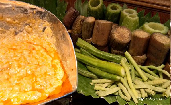 Kapampangan cuisine at Cabalen