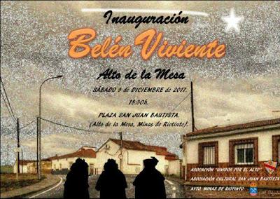 Belén Viviente 2017 - Minas de Riotinto
