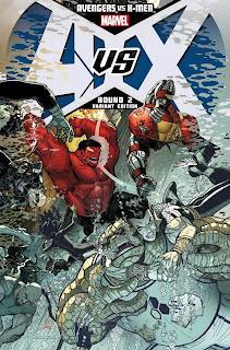 Vingadores vs. X-Men | Marvel divulga capas com mais batalhas da saga. 15