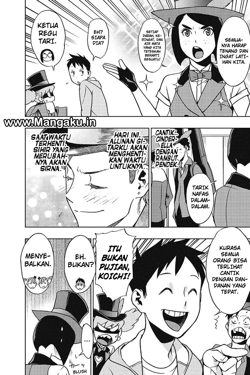 Boku no Hero Academia Illegals Chapter 22-5