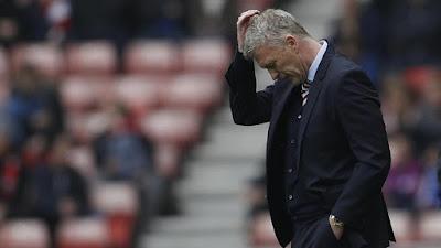 Degradasi Moyes Pilih Mundur Latih Sunderland