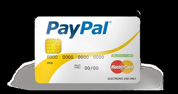 Come si ricarica la Paypal
