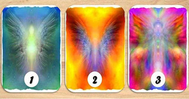 Выберите ангела и получите послание, в котором вы сейчас нуждаетесь!