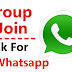 2000+ WhatsApp Group Invite Link Collection